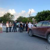 Trabajadores bloquean entrada al director de la Clínica de PEMEX