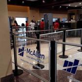Vuelos en el Aeropuerto de McAllen aumentaron 20%
