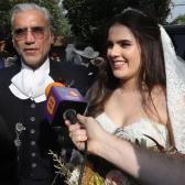 Se casó la hija de Alejandro Fernández en Zapopan