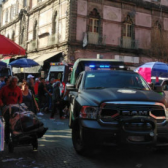 Exmilitar asesina a 5 personas cerca de Palacio Nacional