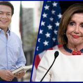 Mario Delgado es nombrado Señor Internacional junto a Nancy Pelosi
