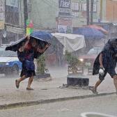 Lluvias puntuales intensas en Nayarit, Jalisco, Colima, Michoacán y Guerrero