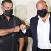 Alfaro y Bronco anuncian consultas sobre Pacto Fiscal