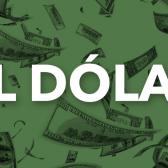 Dólar a la venta en bancos hasta 21.52 pesos
