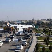 Avión hace aterrizaje de emergencia en calles de Irán
