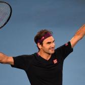 ATP homenajea a Roger Federer por su cumpleaños 39