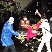 Enfermero se vuelve viral por apoyar a afectados de tragedia del Metro