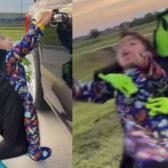 Niño secuestrado por alien revienta TikTok