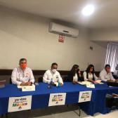 Firman candidatos de MC compromisos con CANACO