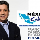 """""""México con Cabeza"""" ¿la mano levantada del Gobernador a la Presidencia?"""