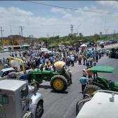 Productores retiran bloqueo de Puente Internacional Reynosa-Pharr