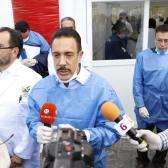 Gobernador de Hidalgo da positivo a Coronavirus