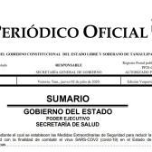 Se oficializa regulación para no transitar de noche en Tamaulipas