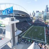 Convierten estadios de Seahawks y Sounders en hospitales