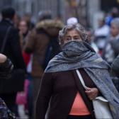 Se prevé descenso de temperatura en gran parte del país