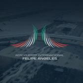 ¡Adiós a los mamuts! Cambian logotipo del Aeropuerto Internacional Felipe Ángeles