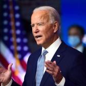 Joe Biden anuncia que se mantienen las restricciones de viaje internacional