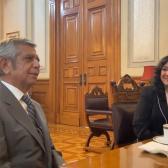 Sustituye AMLO a Irma Eréndira Sandoval por Roberto Salcedo al frente de la SFP