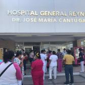 Renuncia director del Hospital General