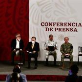 Seguridad en México, entrada de fentanilo a México, esto y más en conferencia matutina de AMLO