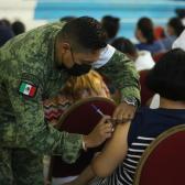Llegará en tiempo y forma a Tamaulipas la segunda dosis para los de 18 a 39 años: JR