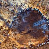 Desmienten caída de meteorito; Camión que transportaba dinamita explota en Nigeria