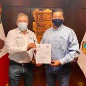 Nombran a nuevo titular de Coepris Tamaulipas