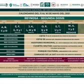 Próximo martes inicia aplicación de segunda dosis para adultos mayores en Reynosa