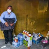 Apoya DIF Reynosa a persona que perdió su patrimonio en incendio