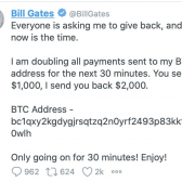 Hackean cuentas de Elon Musk, Jeff Bezos, Obama y Uber para fraude con bitcoins