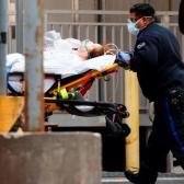Estados Unidos rebasa en muertos a China por coronavirus