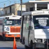 Prolongan horarios de circulación de transporte público