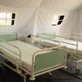 Construirán 8 hospitales móviles en Tamaulipas