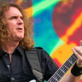 Bajista de Megadeth, David Ellefson es culpado de pedofilia