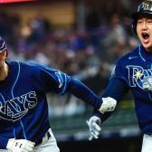 Rays sacan victoria en el último inning