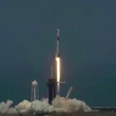 ¡Sí se pudo! SpaceX y la NASA logran lanzamiento exitoso desde Florida