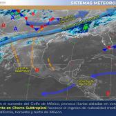 Condiciones estables con bajo potencial de lluvias y temperaturas cálidas