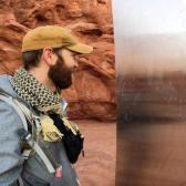 Desapareció el monolito encontrado en el desierto de Utah