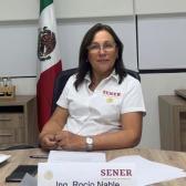 Secretaria de Energía, Rocío Nahle da positivo a COVID-19