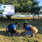 Sembrarán 250 árboles en Parque Laguna La Escondida en Reynosa.