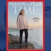Greta Thunberg, la persona del año de Time
