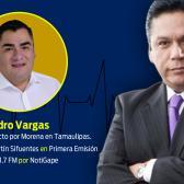 Es un duro golpe a la democracia en Tamaulipas: Isidro Vargas sobre reformas aprobadas por el Congreso local
