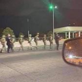 Detienen agentes de EU a siete militares mexicanos por cruzar frontera