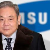 Fallece a los 78 años Lee Kun, presidente de Samsung