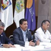 Anuncia Gobernador acciones para amortiguar el impacto negativo del COVID-19