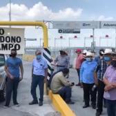 Pérdidas multimillonarias por bloqueo en puente Pharr asfixian comercio exterior