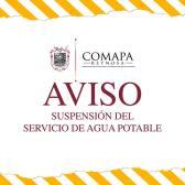 Suspende COMAPA Reynosa agua en Sector Poniente por reparaciones