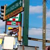 Fallas de semáforos en Matamoros es por causa de la CFE