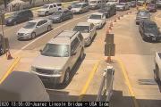 Así luce el Puente Internacional 2 Juárez- Lincoln
