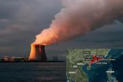 Advierten en China por escape de gases en reactor nuclear